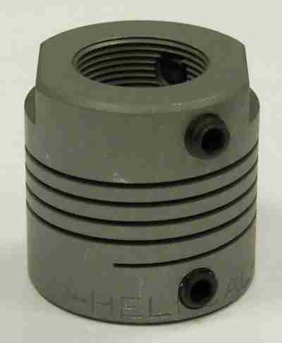 Flex Shaft Coupling X Encoder