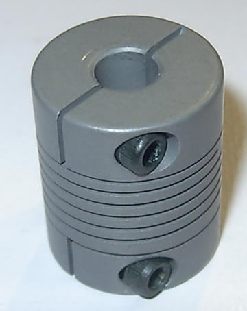 Flexible Shaft Coupling For Spindle Encoder