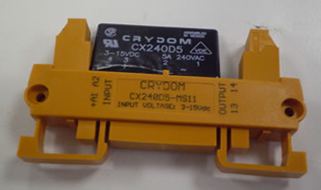 Crydom Opto - Isolator Relay CW Base CX240D5 & CX240D5-MS11