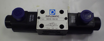 Solenoid Valve DS3-RK/10N 24 VDC for 150 / 200 / 250 TC