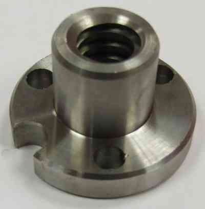 Item No. 13 Barrel Nut To Suit 1745 Lathe Tailstock