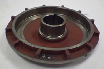 Main Spindle Fixed Pulley 707-3  For 3000