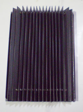 Concertina Guard To Suit Pro 350