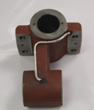 Feed Nut Yoke Bracket XYZ 2000 / 3000 (49mm Btw centres)