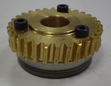 Overload Clutch Worm Gear 2000