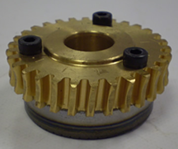 Overload Clutch Worm Gear 3000