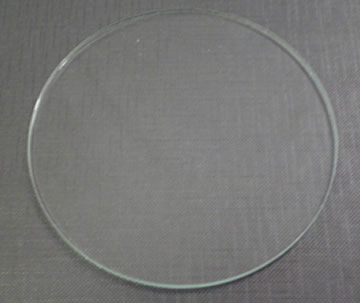 Glass Lens For Halogen Worklight Ge22 99mm Dia