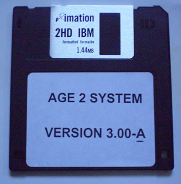AGE2 System Disk