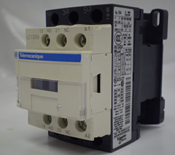 Telemecanique Contactor 24V 25A (Low Kw) LPM