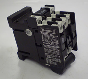 Moeller Contactor 3 Pole 220V Dil00M-01 For Mini Mill 560