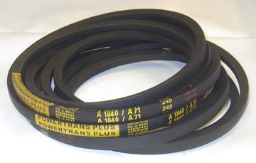 Belt A71 For XYZ 1550 Set Of 3