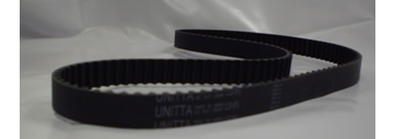 Set of Spindle Belts 1120-8YU For 1510 VMC ( Sold in Pairs )