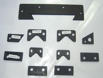 Wiper Kit For A Proturn 355