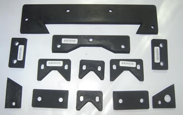Wiper Kit For A Proturn 425