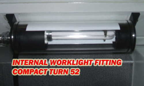 Worklight Assy Complete For Compact Turn 52 (Strip Light)