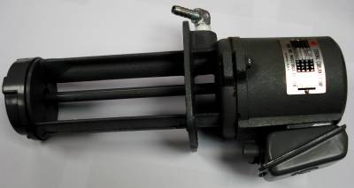 "Coolant Pump For XYZ 1500 - Single Phase 110V 6"" Pick up"