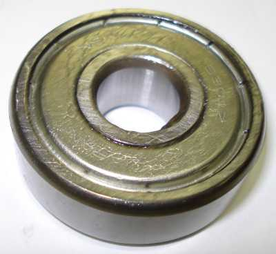 X Axis Bearing 6301 ZZ For PRO 420 / 425