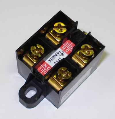Chuck Guard Contactor Block For Pro 425   XE2NP2141