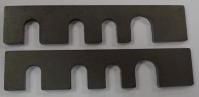 Duplomatic Turret Mounting Plate Packer For 250TC (Pair)