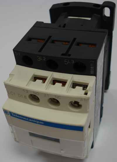 Telemecanique Contactor 18A 24VAC For XYZ 1550