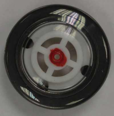 Oil Scale Sight Glass Spindle Drive Assy On 420 425
