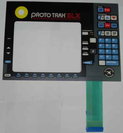 Front Panel Overlay SLX This Item is non-returnable