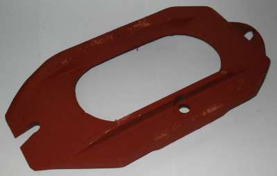 Speed Change Plate DPM/TRM