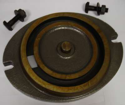 """Swivel Base For 6"""" A Type Vice"""