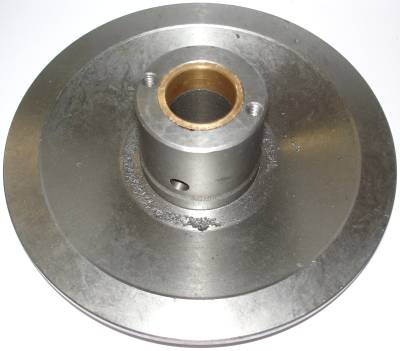 Motor Sliding Pulley On Vari- Speed Head For Jih Fong 1500