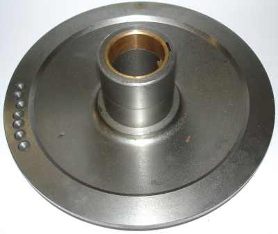 Spindle Sliding Pulley On Vari Speed Head Jih Fong 1500