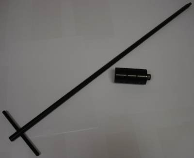 Adjustable Spindle Back Stop For VL 300, ELX 1440 42mm Bore