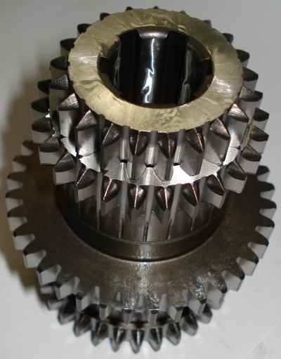 Gear Assy For E-Turn KL 1430 Lathe - 5108 5109 5110 5111