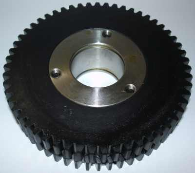 Idler Gear 54 / 55T For XYZ 1550 Lathe (Item 6)