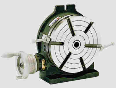 "10"" (250mm) Horizontal / Vertical Rotary Table"