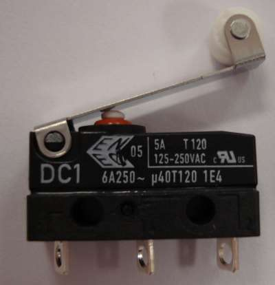 Limit Switch (Tool Pre-Setter) on 200 250 TC  IP67 Water Res