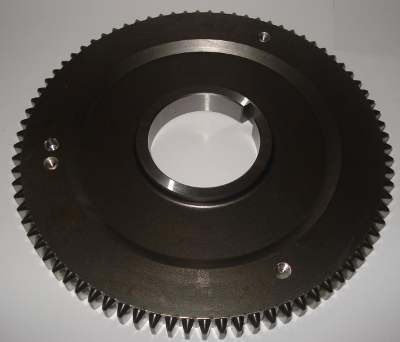 Spindle Bull Gear Assembly - DPM/TRM