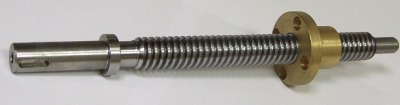Tailstock Leadscrew And Nut Proturn 420 425