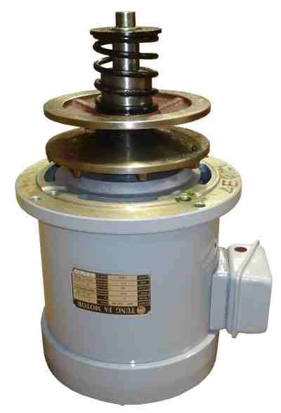 Main Spindle Motor Assy 3HP For KRV 1500 2000