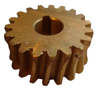 Worm Gear For Jih Fong 1500 (Item 129)