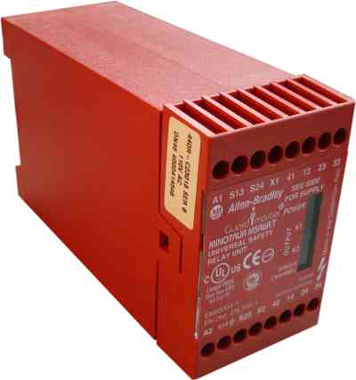 Guardmaster Safety Relay 110V For Spanish Lathes