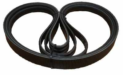 Spindle Belts For 250TC LT (Set Of 3) - 11MS1650