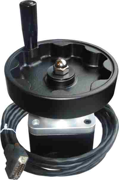 Electronic Handwheel Inc Cable , X & Y Axis