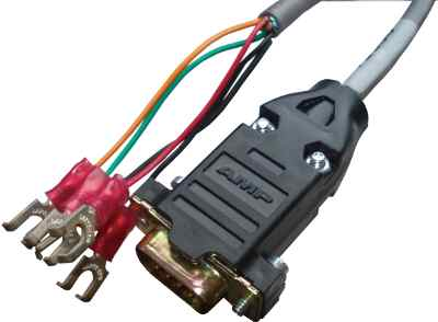 Cable Assy PT4 Limit Switch For VL 355, 425  X, Z  Axis