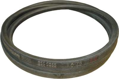 A75 Belt For XYZ ELX 1440 Lathe **3 per M/C