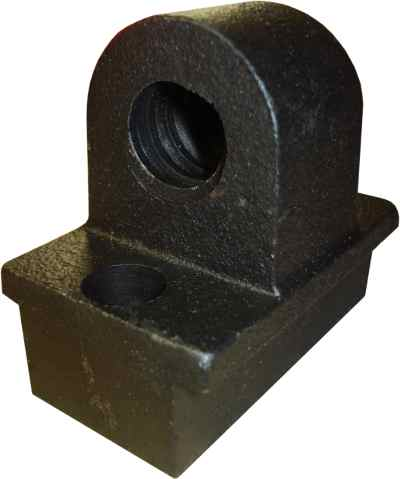 Lead Screw Nut Bracket For Vice On  XYZ 260 Bandsaw