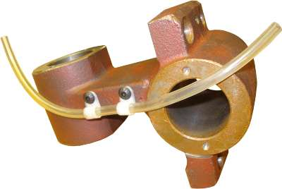 Feed Nut Yoke Bracket KRV 2000 / 3000 (51mm Btw centres)
