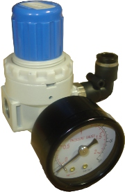 Valve Metering Air To Spindle Purge LPM