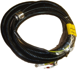 Cable Assembly LPM Power Coolant Wash
