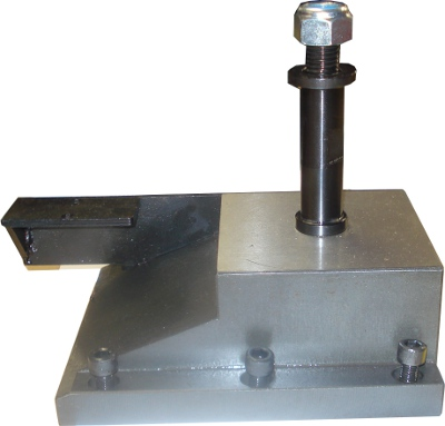 Mounting Base / Riser Block for Tool Post on PRO 420 425