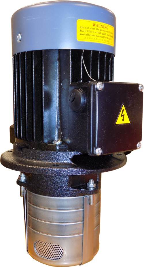 Grundfos Coolant Pump On 2010 VMC / All HD VMCs